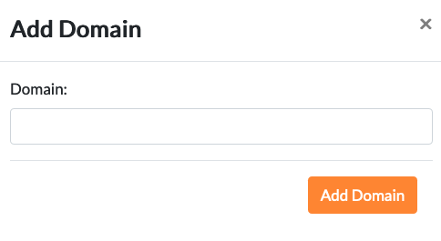add domain for expiry reminder